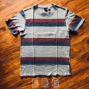 BDG Striped Crew Tee
